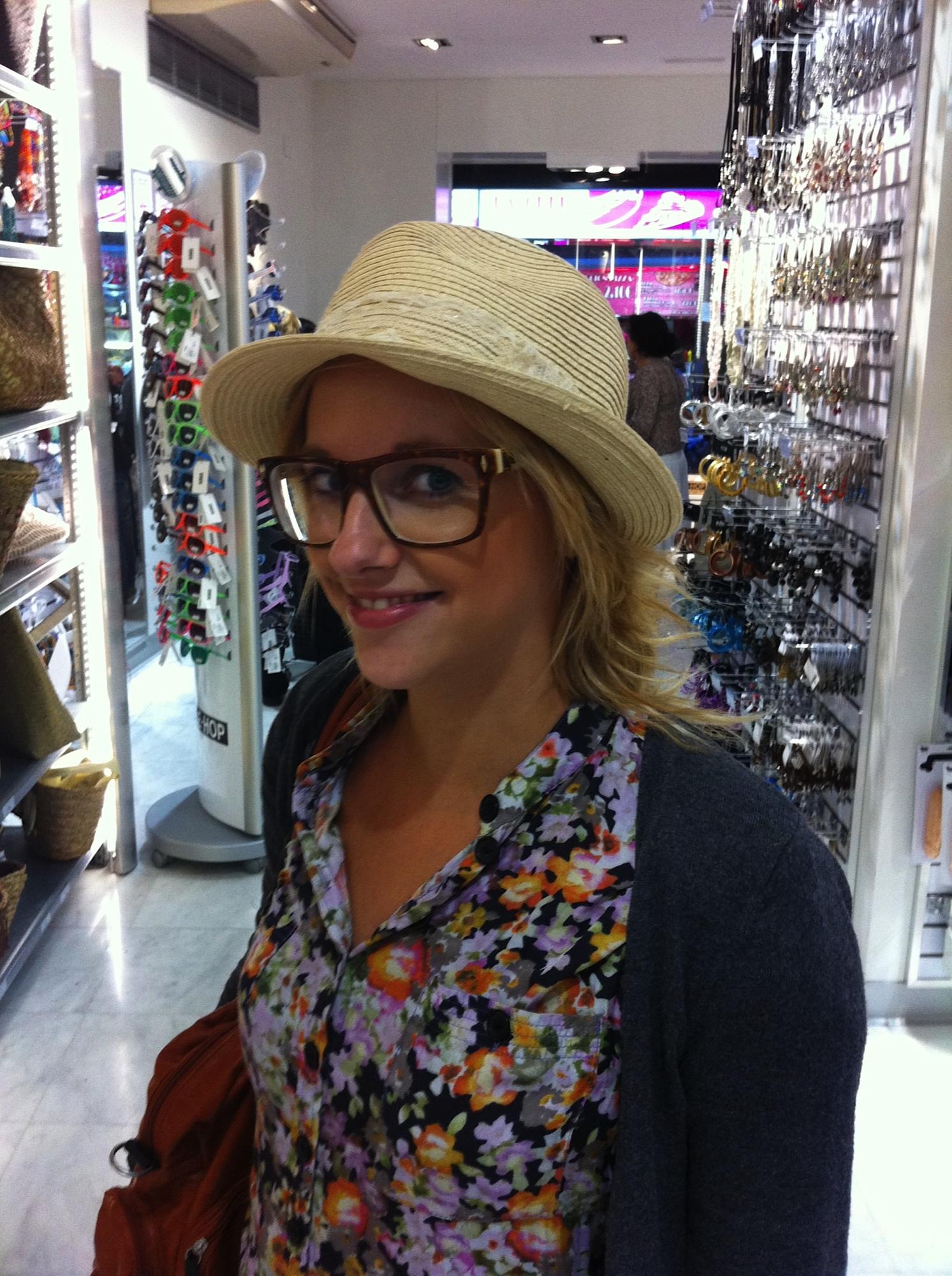 Sabine de Witte als Brildrager van het Jaar 2011