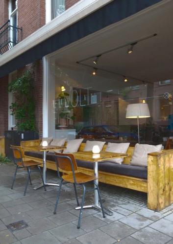 Restaurant Volt Amsterdam