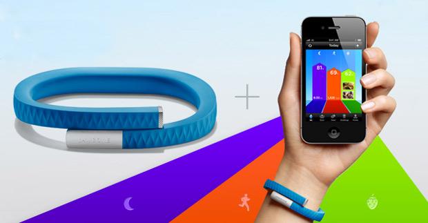 Up armband en app