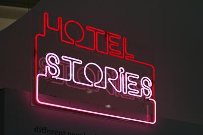 hotel stories expositie