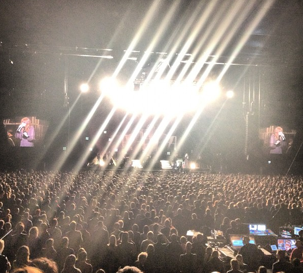 florence + the machine in amsterdam