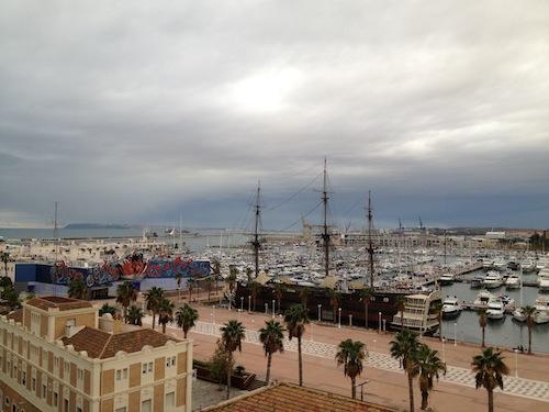 oude haven alicante