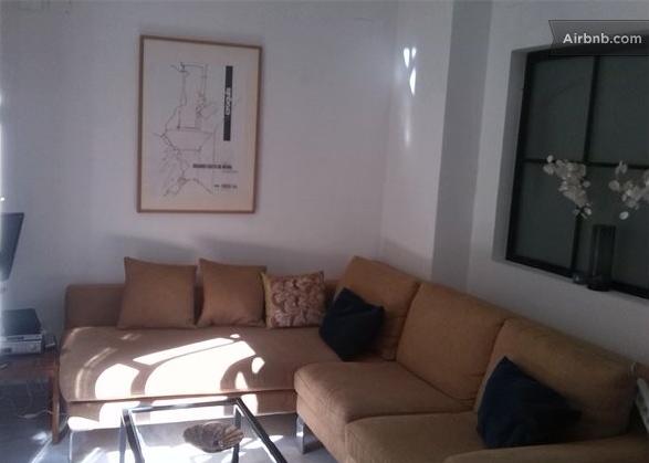 sevilla-airbnb-living
