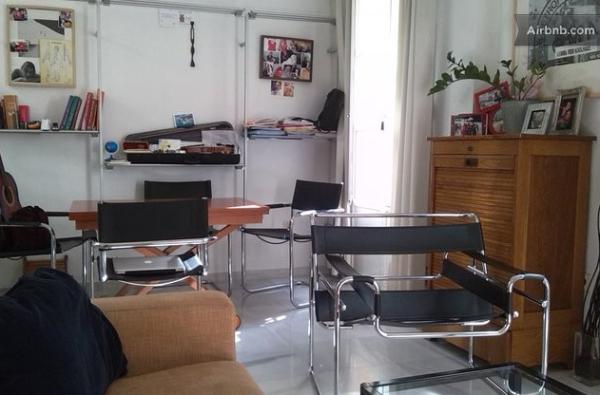 sevilla-airbnb-woonkamer
