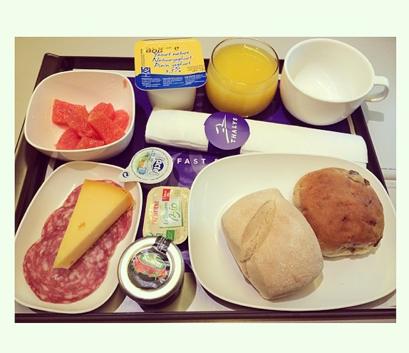 ontbijt-trein