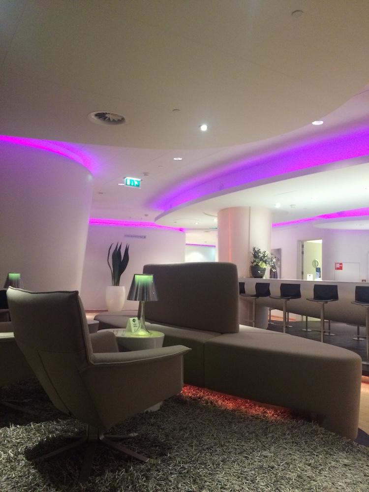 Privium lounge