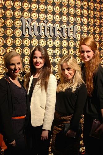 De dames van ons gezelschap. Foto gemaakt door Patrick Kooiman (http://interiorator.com/)