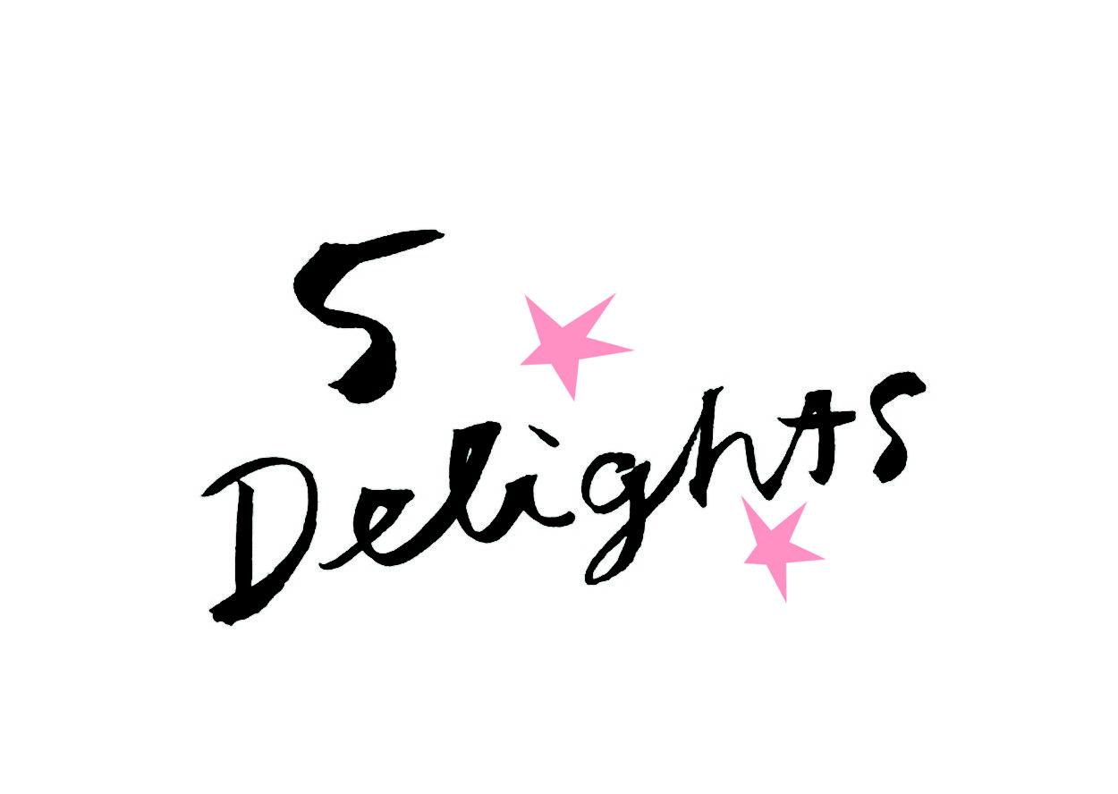 five delights dag van de duurzaamheid
