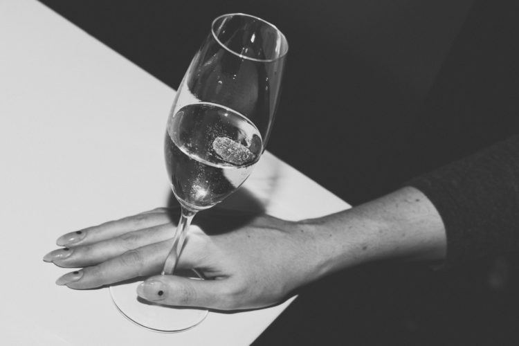 Champagne met truffel