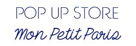 Logo Pop-up store Mom petit Paris