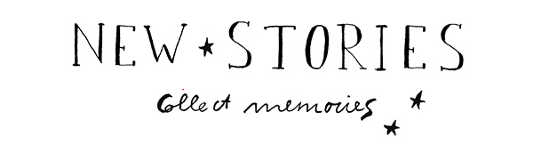 new stories blog en webshop