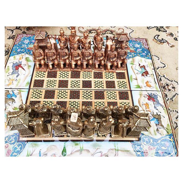 schaakspel iran