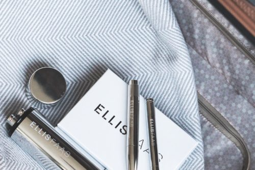 ellis faas travel sized make-up set