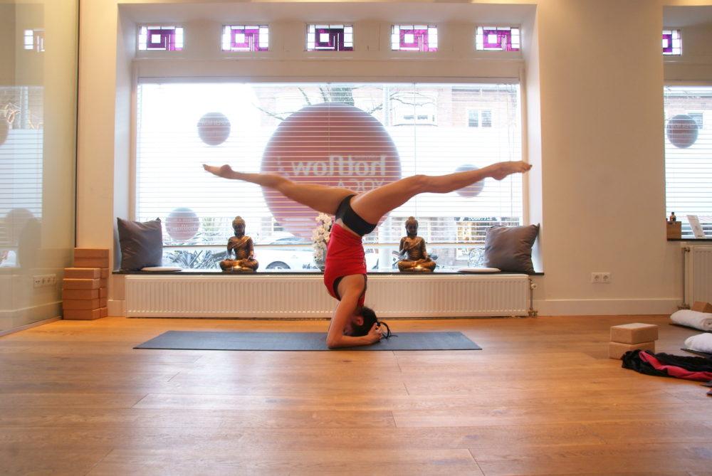 yoga hot flow amsterdam