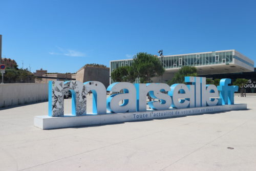 Marseille City Logo