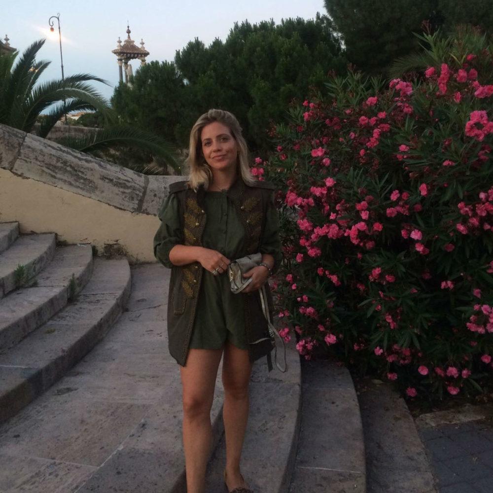 Uitzicht in Valencia