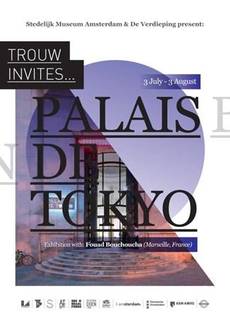 TrouwInvites   Palais de Tokyo