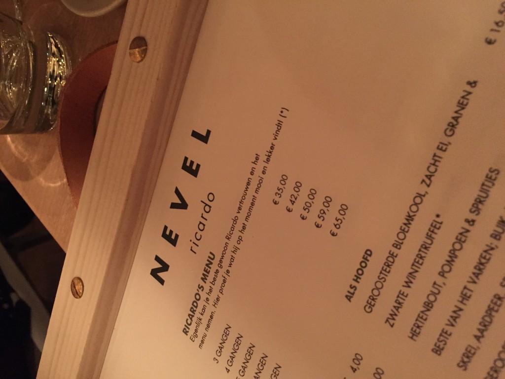 nevel-menu