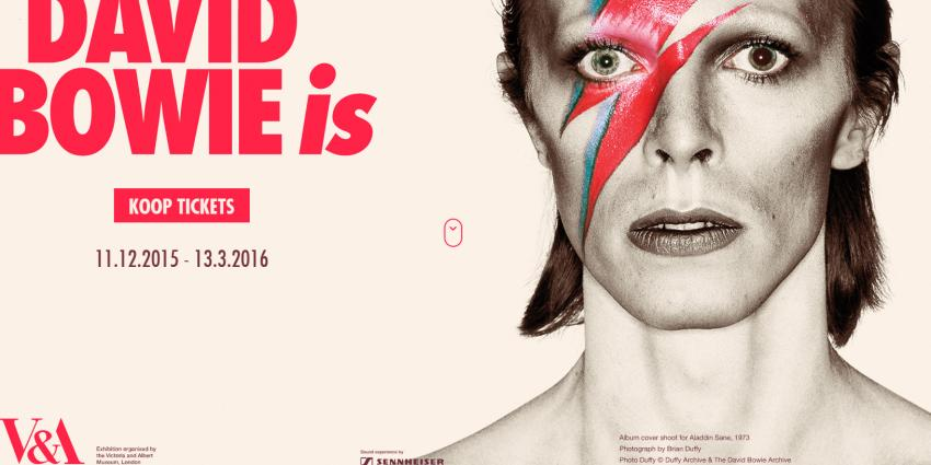 weekendtip david bowie is kunstmuseum groningen