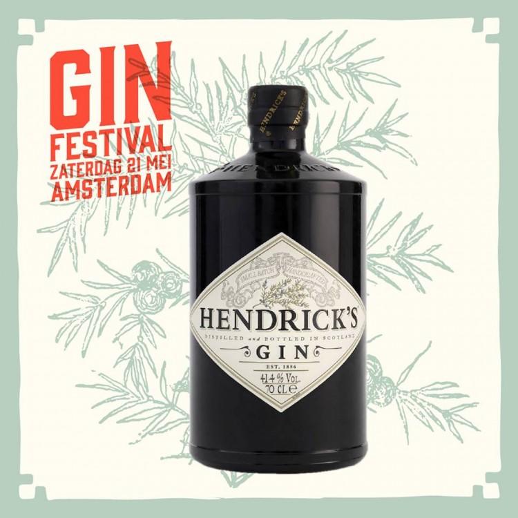 Gin festival Hendricks