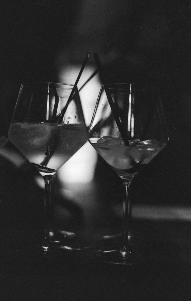 G/T cocktails