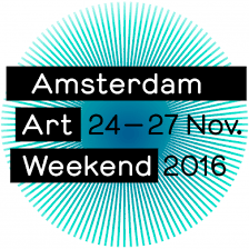 Logo Amsterdam Art Weekend