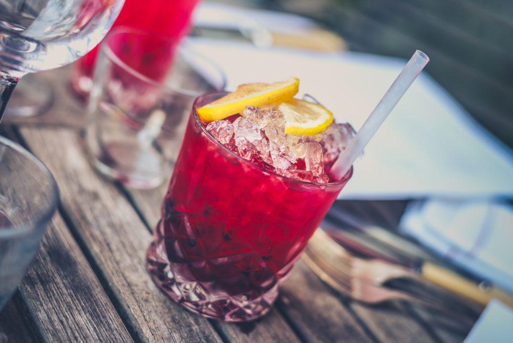 Cocktails met Tess