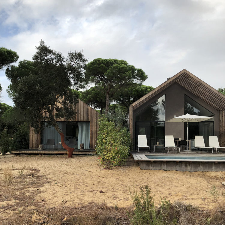 Sublime Comporta cabana in Alentejo
