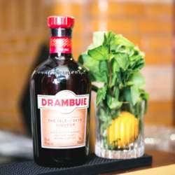Drambuie-fles