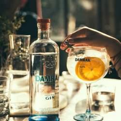Damrak-gin-glas