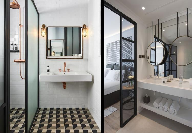 Luxe Badkamer Hotel : Hotel inspiration: interieur inspiratie voor thuis na een paar dagen