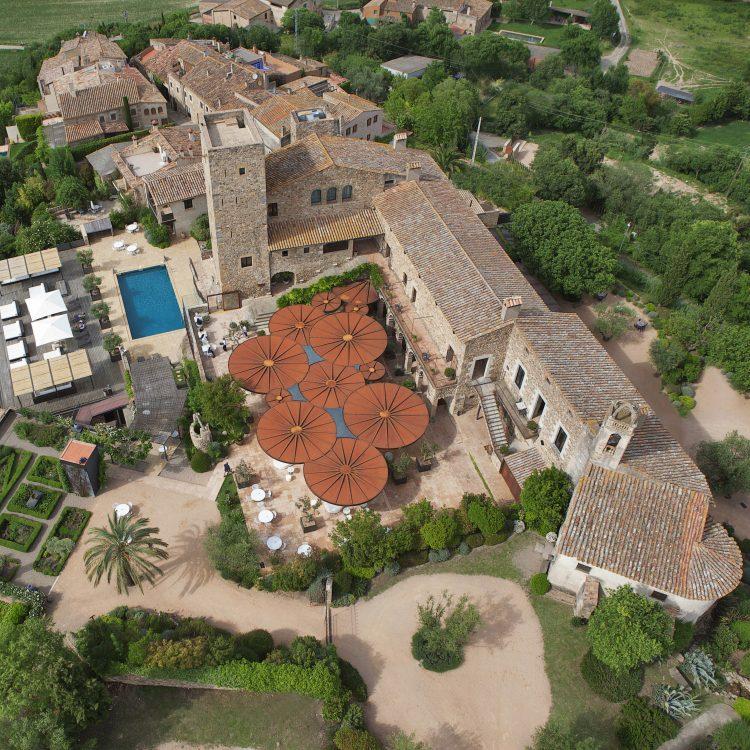 Hotel Castell d'Emporda Robert Aarts