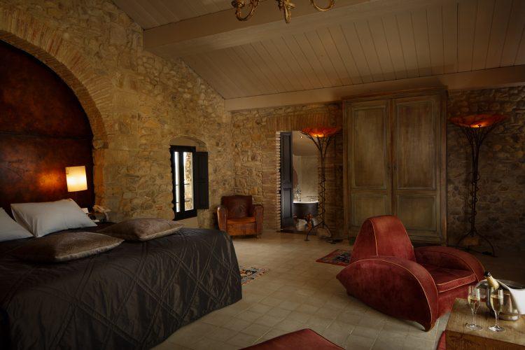 Margarit kamer hotel Castell d'Emporda