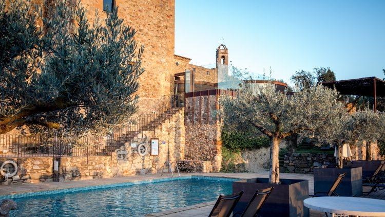 Castell d'Emporda hotel Girona