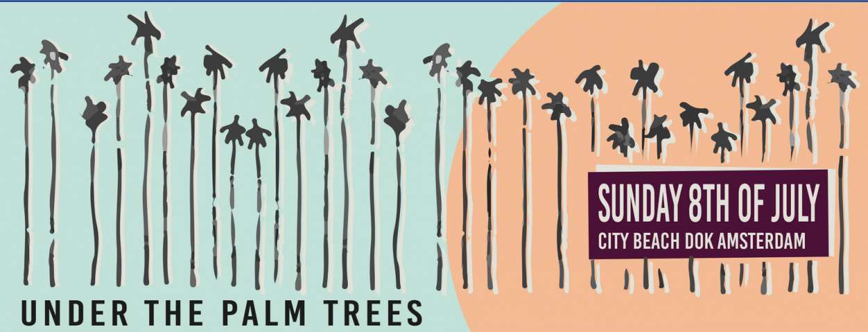 weekendtips under the palm trees
