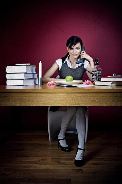 Anderen de les lezen terwijl je zelf nog in de studiebanken van het leven zit