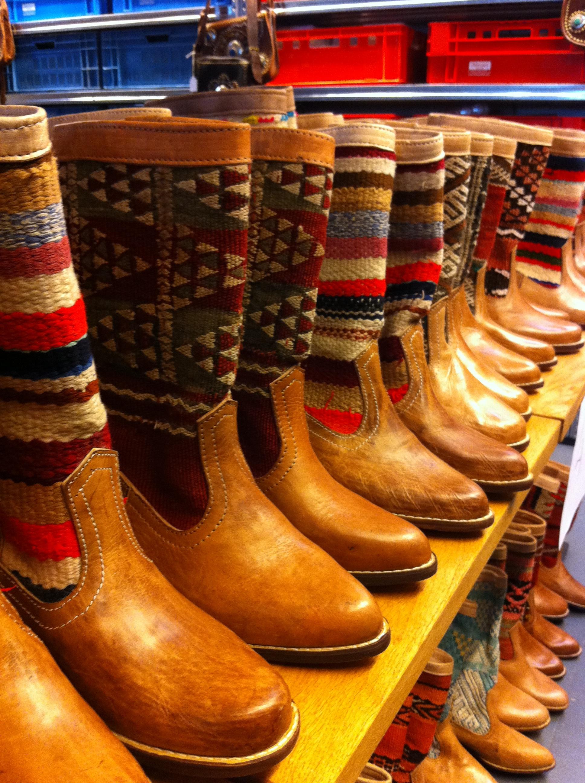 De Kelim Boots Sale