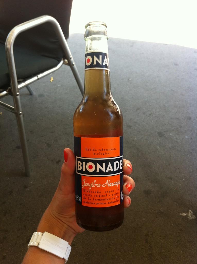 Bionade in Spanje