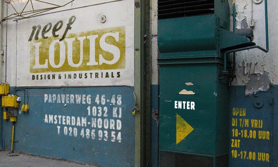 Neef Louis Design & Industrials Amsterdam