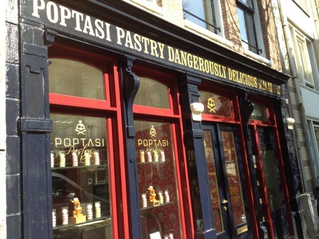 Poptasi Pastry & macarons Amsterdam