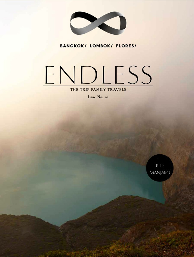 endless travel magazine