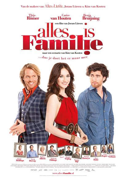 film alles is familie