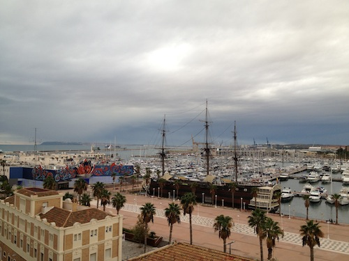 oude haven alicante