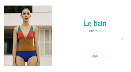 Le Bain 2013 Hermes