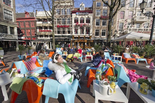 ikea amsterdam outdoor city