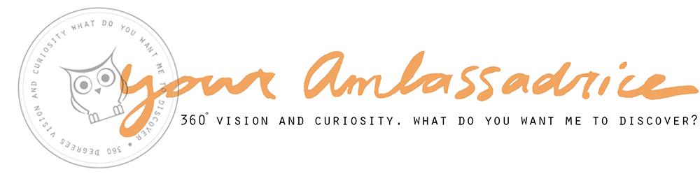 Logo YourAmbassadrice