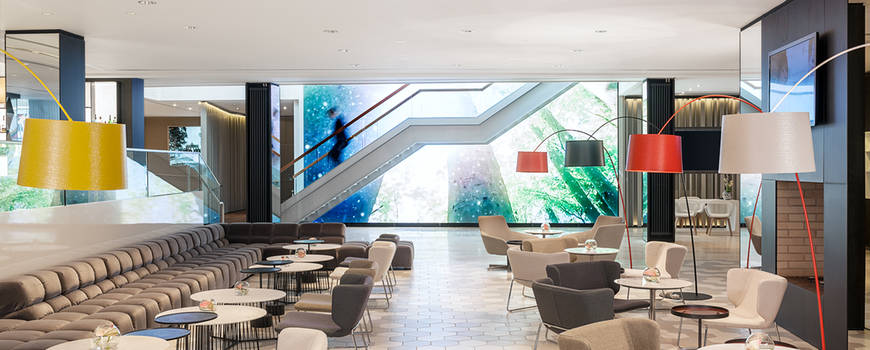 nh collection hotel berlijn friedrichstrasse lobby