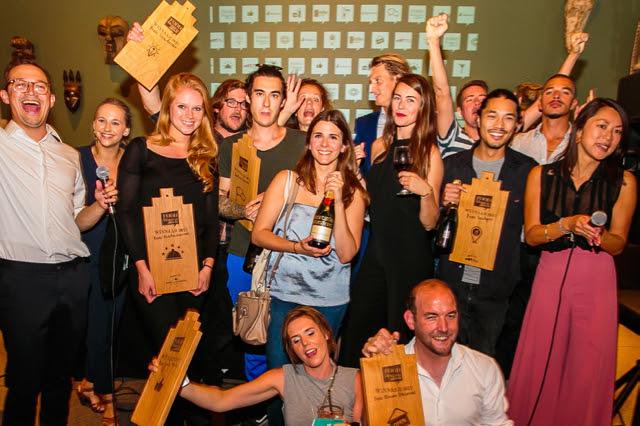 Foodbloggers Awards door de Vaste Clique