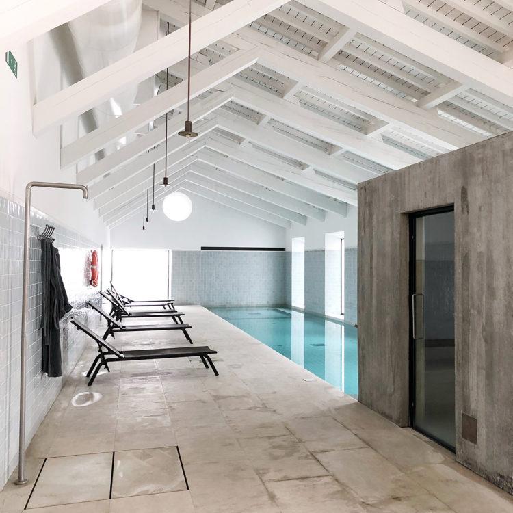 Torre de Palma in Alentejo spa met binnenzwembad
