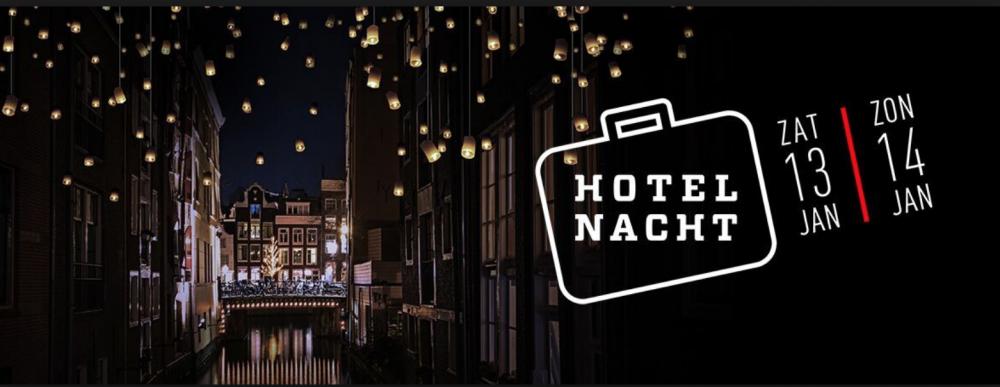 amsterdam hotelnacht 2018